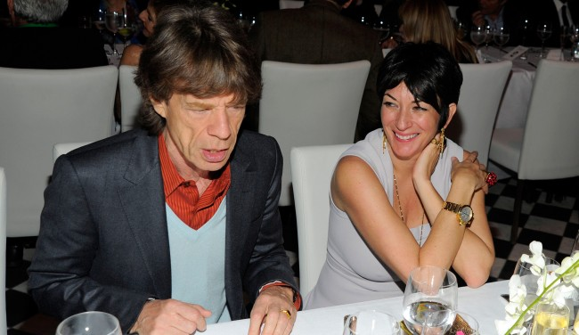 Ghislaine Maxwell Trying To Hide Highly Confidential Information