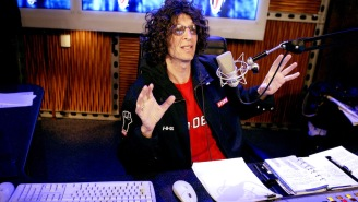 Howard Stern Gives Opinion On The Real Motive For August Alsina Addressing Jada Pinkett-Smith Rumors And He's Probably Right