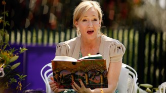 J.K. Rowling Foolishly Engages With Twitter Account Parodying 'Harry Potter' And The Result Is Pure Comedy Gold