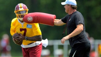 Jay Gruden Reportedly Made It Almost Impossible For Dwayne Haskins To Succeed In His Rookie Year