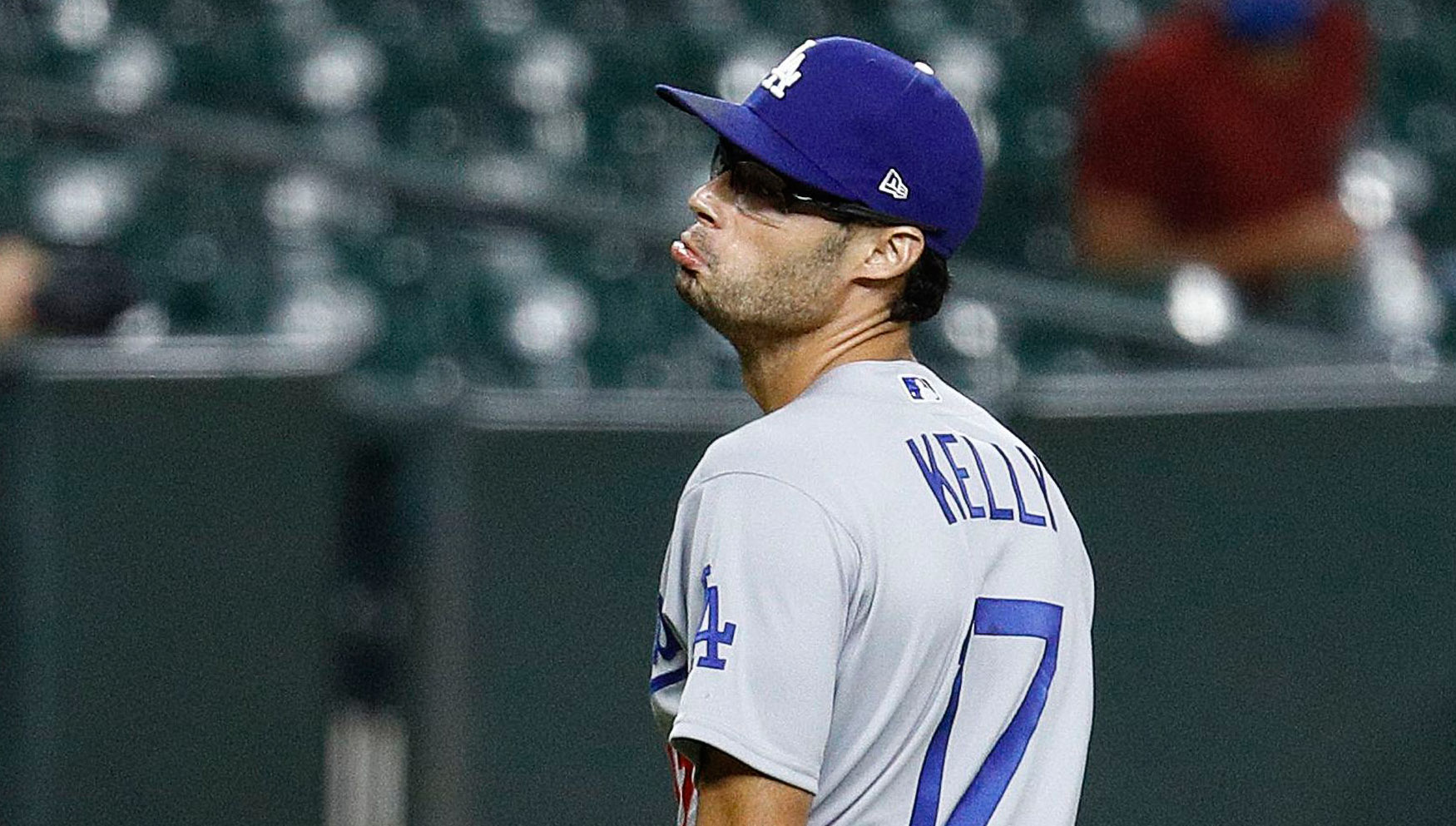 Dodgers Pitcher Joe Kelly Making Fun Of The Astros Has Been Turned Into Some Glorious Memes Brobible
