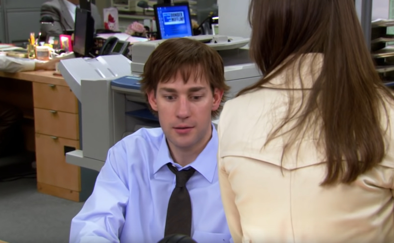 John Krasinski Wore A Wig During A Season Of 'The Office' And Now We're Going Back To See If We Can Tell