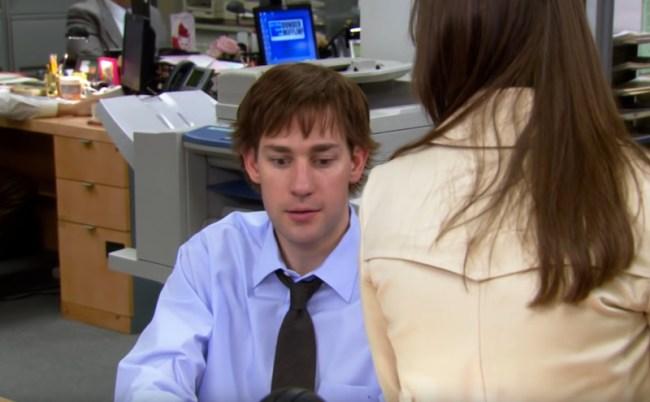 John Kraskinski Wig The Office