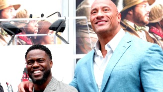 Kevin Hart Hilariously Mocks All Of His Buddy The Rock's Action Movies