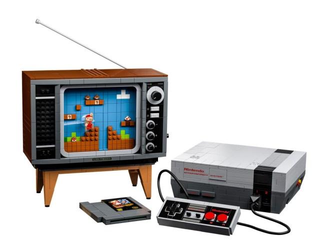 LEGO Nintendo Set #1