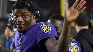 Lamar Jackson's Eye Roll Reaction To Low 'Madden 21' Rating Is Completely Understandable