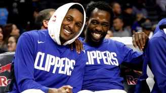 Lou Williams Becomes 5th Clipper Now Missing From The NBA Bubble, So This Is Working Out Well