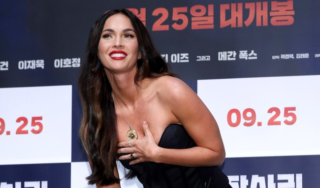 Machine Gun Kelly Says Megan Fox Has The Most Beautiful Feet