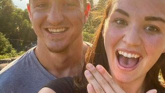Mike Golic's Daughter Sydney Just Got Engaged To A Chicago Bears Tight End