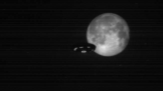 NASA Deletes Photos Of Mysterious UFO Sighting From Archive