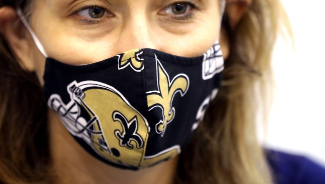 NFL Announces Masks Required For All Fans At All Games This Season