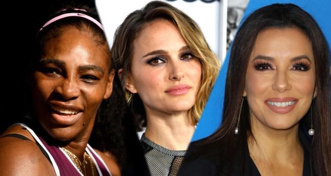 Natalie Portman Serena Williams Launching Womens Soccer Team in LA