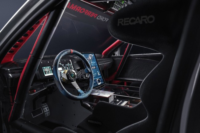 New All-Electric Ford Mustang Mach-E 1400 Prototype Specs Pics