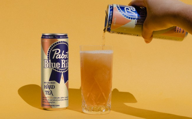 pbr hard tea review