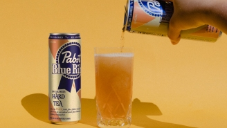 PBR Hard Tea Is Here And It Might Just Flip The Summer Drinking Game On Its Head