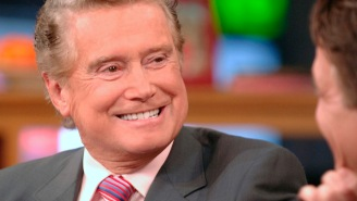 New York Times Editor Explains How Regis Philbin's Love For Notre Dame Football Caused The Newspaper To Print Special Weekend Editions Just For Him