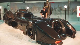 Batmobile, '81 DeLorean And Ectomobile Replicas Hit Auction Block After Owner Goes To Jail For Insurance Fraud