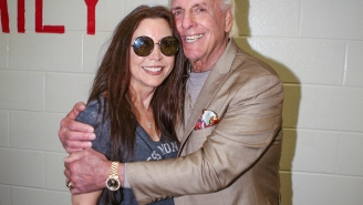 Ric Flair Makes Starbucks Run Without A Mask While Wife Is Home With Covid-19
