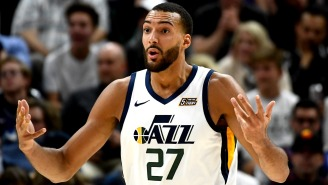 Rudy Gobert Upset The Media Made It Look Like He 'Brought The Coronavirus To The United States'