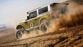 Saleen Unleashes A New Beast, The Heavily Modified 'Big Oly' Inspired 2021 Ford Bronco