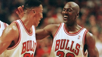 Scottie Pippen Denies Rumors There's Bad Blood Between Him And Michael Jordan Over 'Last Dance'