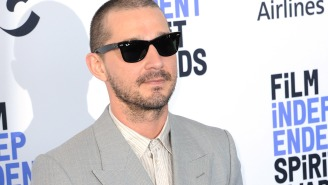 Shia LaBeouf Got An Enormous Tattoo Covering His ENTIRE Chest For A Movie