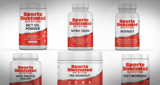 Sports Illustrated Mocked For New Line Of Nutritional Supplements