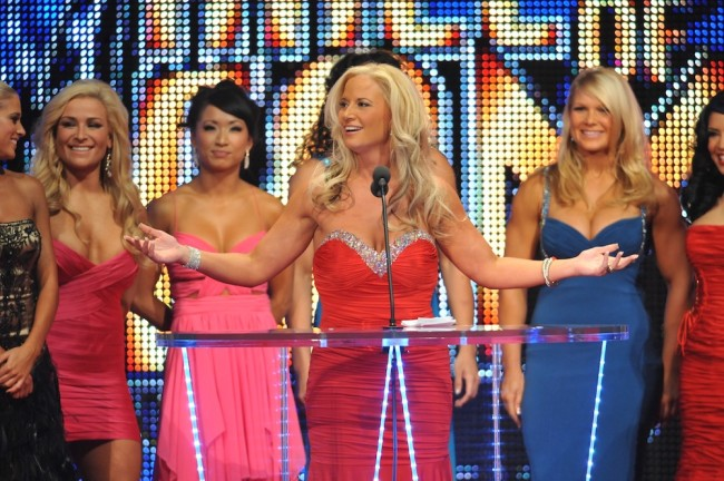 2011 WWE Hall Of Fame Induction Ceremony