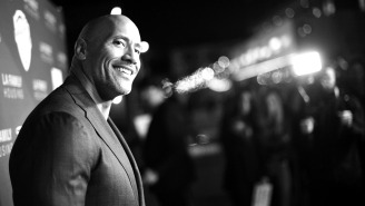 The Rock's Recipe For A Tequila-Infused Ice Cream Sundae Looks Delicious