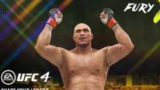 EA Sports UFC 4 Trailer Reveals Backyard Fighting, Boxers Tyson Fury And Anthony Joshua As Playable Characters