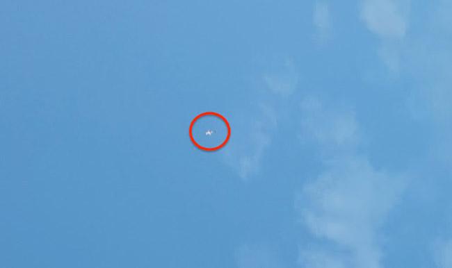UFO Spotted Using Cloaking Device In Kentucky Is 100 Alien