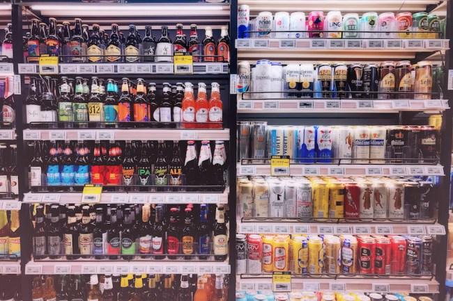Venmo Beer Buy