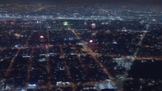 Video Of Thousands Of People Shooting Off Fireworks In Los Angeles On July 4th Is Absolutely Wild