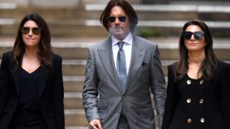 Johnny Depp's Exes Winona Ryder, Vanessa Paradis Release Statements Defending Him In Libel Trial