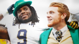 Notre Dame Pushes Independent Alliance Aside, Joins ACC For 2020 Football Season, Which Is Somehow Even More Annoying