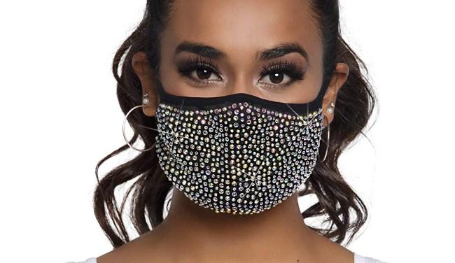 best unique stylish cloth face masks