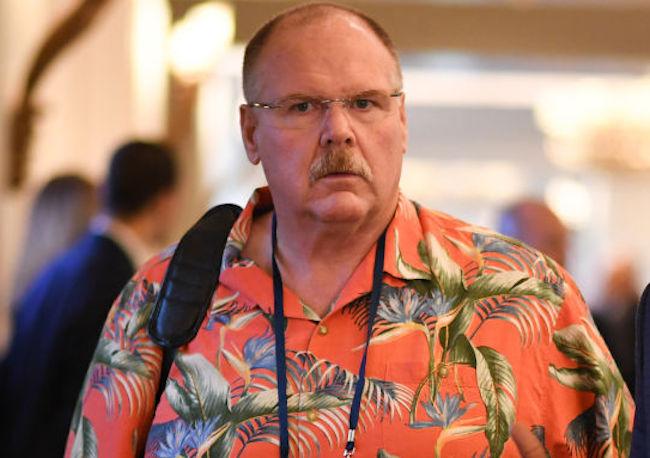 andy reid patrick mahomes hawaiian shirt
