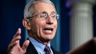 Dr. Anthony Fauci Suggests Wearing Goggles To Protect Yourself From COVID-19 So Who's Laughing At Rec Specs Now?