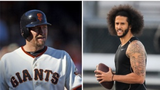 Aubrey Huff Blasts Colin Kaepernick For Playing The 'Victim Card' On 4th Of July, Says Kaep Has Never Been Oppressed