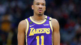 The Lakers Will Give Avery Bradley A Ring If They Win The Championship After He Opted Out Of Orlando To Protect His Family