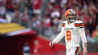 ESPN Analysts Dump On Baker Mayfield And Say He Could Be In A Mitch Trubisky Position If He Struggles Again This Season