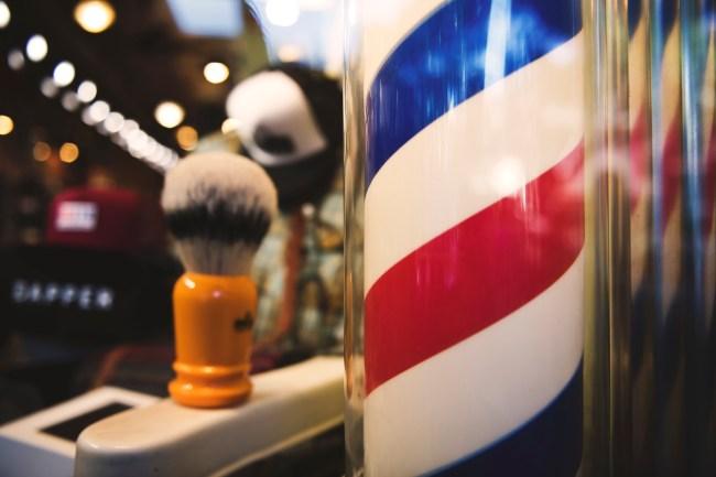 nba constructing barbershop bubble