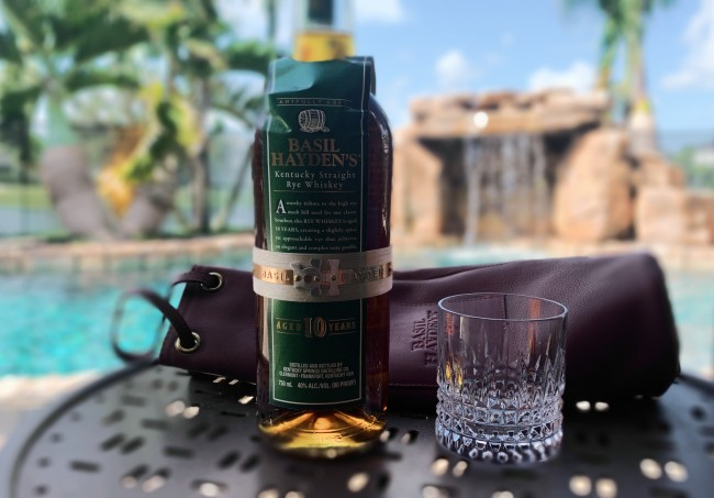 Basil Hayden's 10-Year-Old Rye Whiskey