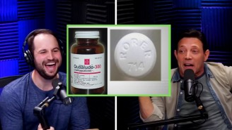 Jordan Belfort Talks About His Sobriety, And Quaaludes