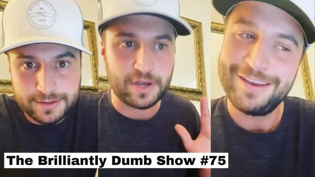 brilliantly dumb show