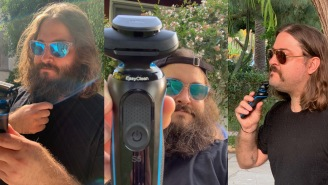 How The Braun Series 5 Made It Surprisingly Fun To Shave Off My Beard