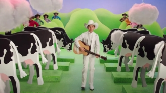 Burger King Got That Yodeling Kid From YouTube To Drop A 'Song Of The Summer' About Ripping Farts
