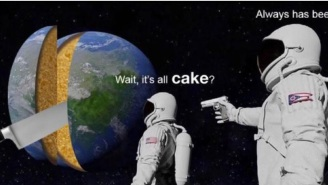 Cake Memes Take Over The Internet After Disturbing 'These Are All Cakes' Videos Go Viral