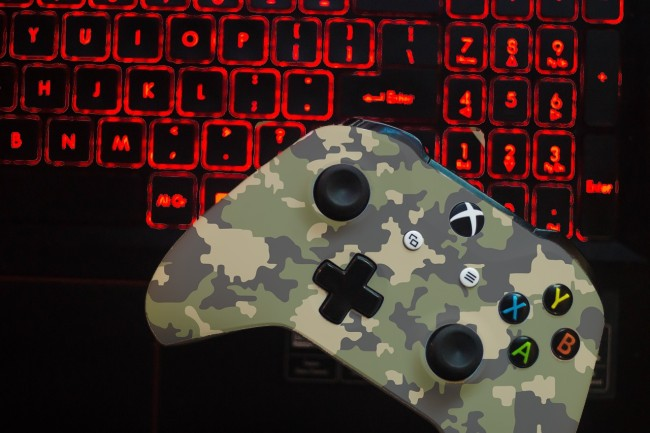 army fake twitch controller giveaway recruiting
