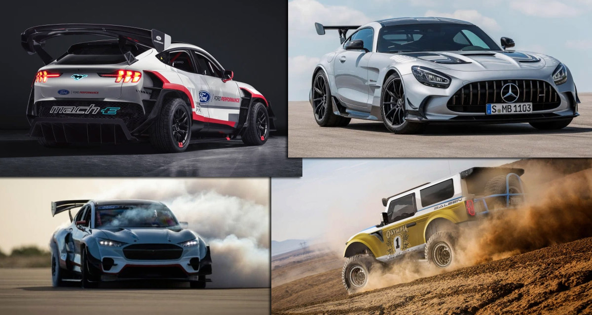 3 awesome new cars you missed while the Bronco stole headlines